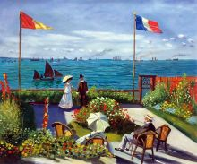 The Terrace at St. Adresse