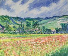 Poppy Field near Giverny