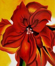 Red Amaryllis, 1937