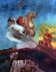 Apollo's Chariot, 1907