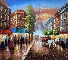 Au Revoir To The Light of Paris II