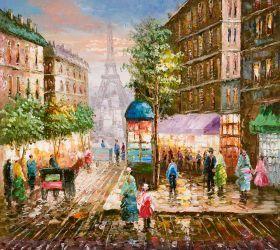 Market of Paris