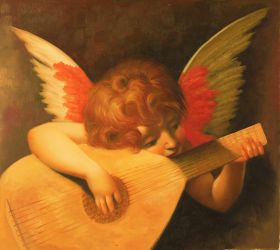 Musical Angel