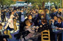 Ball at the Moulin de la Galette