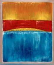 Untitled (Yellow, Red And Blue), 1953