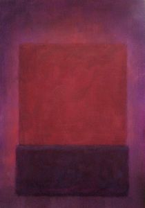 Purple and Brown, 1957