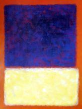 Red, Orange, Tan and Purple, 1954