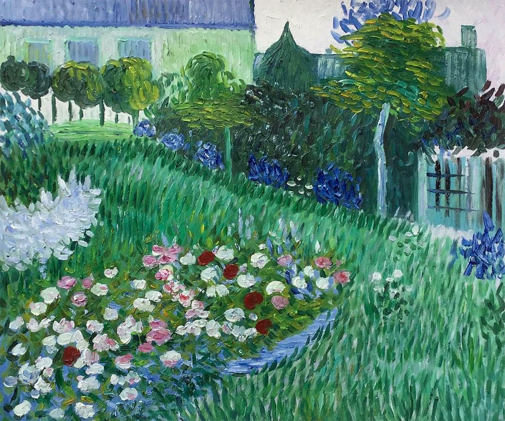 The Garden of Daubigny