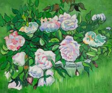 Still Life - Pink Roses