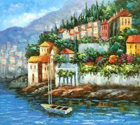 Italy at Dusk