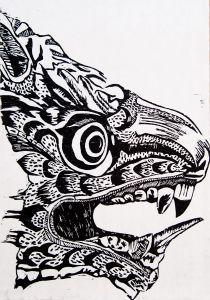 Dragon Head - 36