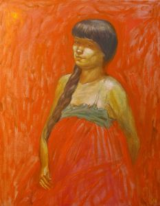 Lady in Red, Waiting