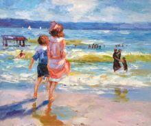 At the Seashore - 24