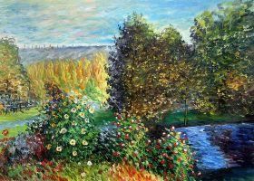 Corner of the Garden at Montgeron - 36