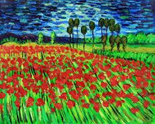 Field of Poppies - 10