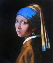 Girl with Pearl Earring - 20