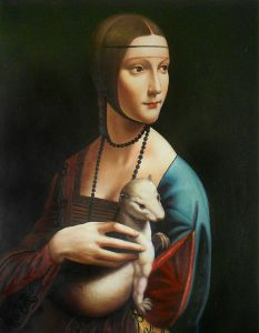 Lady With an Ermine - 20