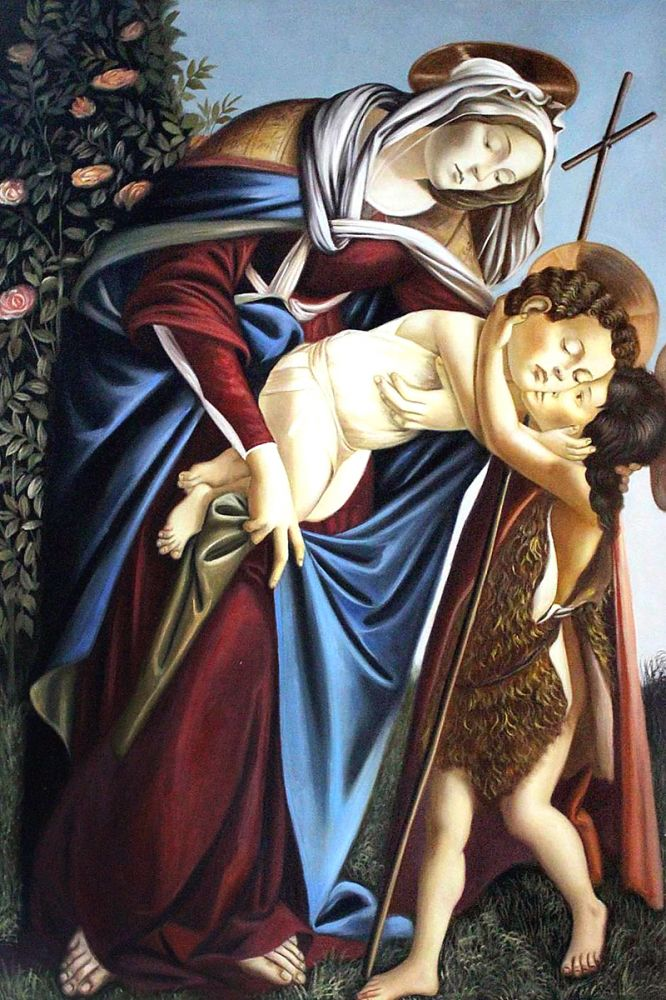 Madonna and Child and the Young St John the Baptist