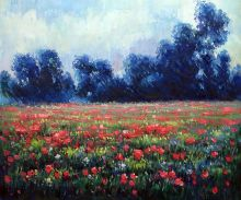 Poppies at Giverny - 24