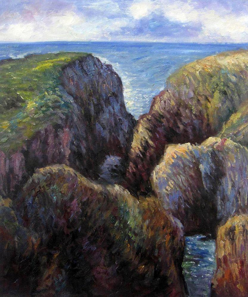 Group of Rocks at Port-Goulphar
