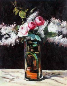 Roses et Lilas