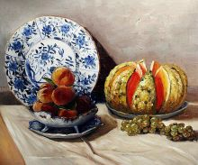 Still Life with Mellon - 24