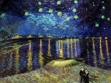 Starry Night Over The Rhone - 48
