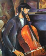 The Cellist - 20