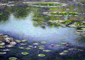 Water Lilies - 36
