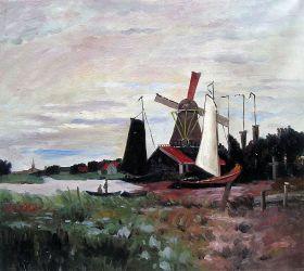 Windmill at Zaandam II - 24