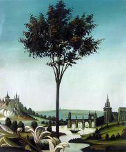 Annunciation Cestello (detail)