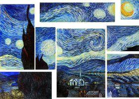 Starry Night (Grouping)