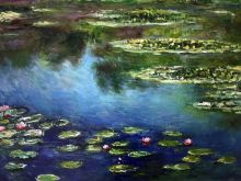 Water Lilies - 40