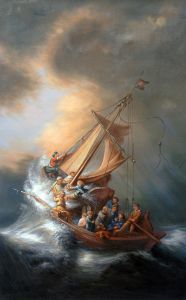 Christ in the Storm - 24