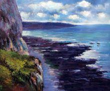 Cliff near Dieppe - 24