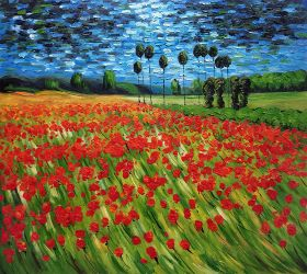 Field of Poppies - 24