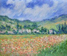 Poppy Field near Giverny - 24