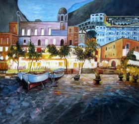 Positano by Night - 24