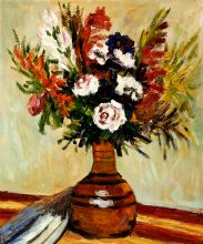 Rose in a Vase - 20