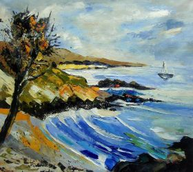 Seascape 671101 Reproduction