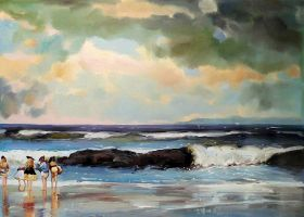 On the Beach - 36