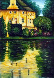 Schloss Kammer on Attersee - 36
