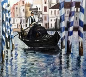 The Grand Canal, Venice II