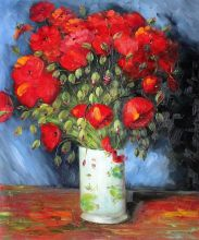Vase with Red Poppies, 1886 - 20