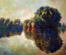 The Seine Near Giverny - 24