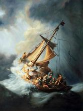 Christ in the Storm - 30