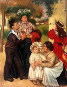 The Artist's Family, 1896