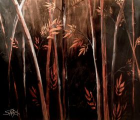 Copper Bamboo