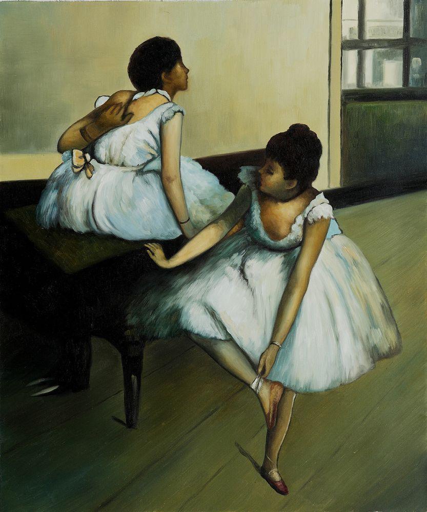 Danseuses au Repos