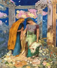 Mystical Conversation, 1896